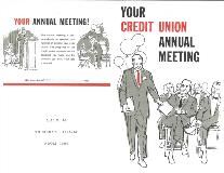 1961 Annual Meeting booklet