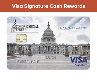 Visa Signature Cash Rewards
