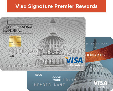 Visa Signature Premier Rewards